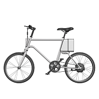 Xiaomi YunBike C1 Men (Space Gray)