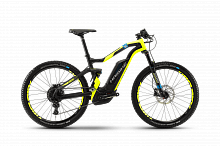 Электровелосипед Haibike (2018) XDURO FullSeven Carbon 8.0 500Wh 11s NX