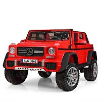 Электромобиль ToyLand Mercedes-Benz Maybach G650 AMG Красный