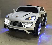Электромобиль RT Porsche Cayenne Turbo O001OO RiverToys
