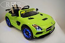 Электромобиль RT Mercedes-Benz SLS (лицензия) RiverToys