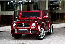 Электромобиль RT Mercedes-Benz G63 (лицензия) RiverToys