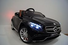 Электромобиль RT Mercedes-Benz S63 (лицензия) RiverToys