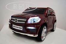 Электромобиль RT Mercedes-Benz GL63 LS-628 (лицензия) RiverToys