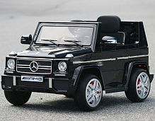 Электромобиль RT Mercedes G65 LS-528 (лицензия) RiverToys